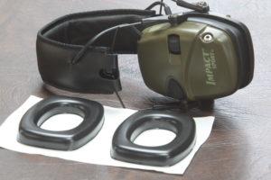GEL EAR CUPS - Valholl Gear